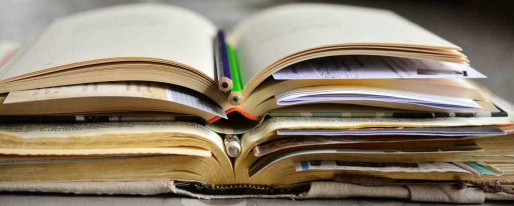 Bearbeitete Bücher